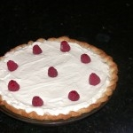 03 Mom's raspberry pie
