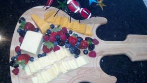 02-03-2013-Cheese Tray at Super Bowl Party