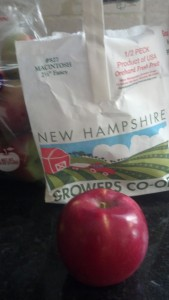 Fancy McIntosh Apples from Hannaford's
