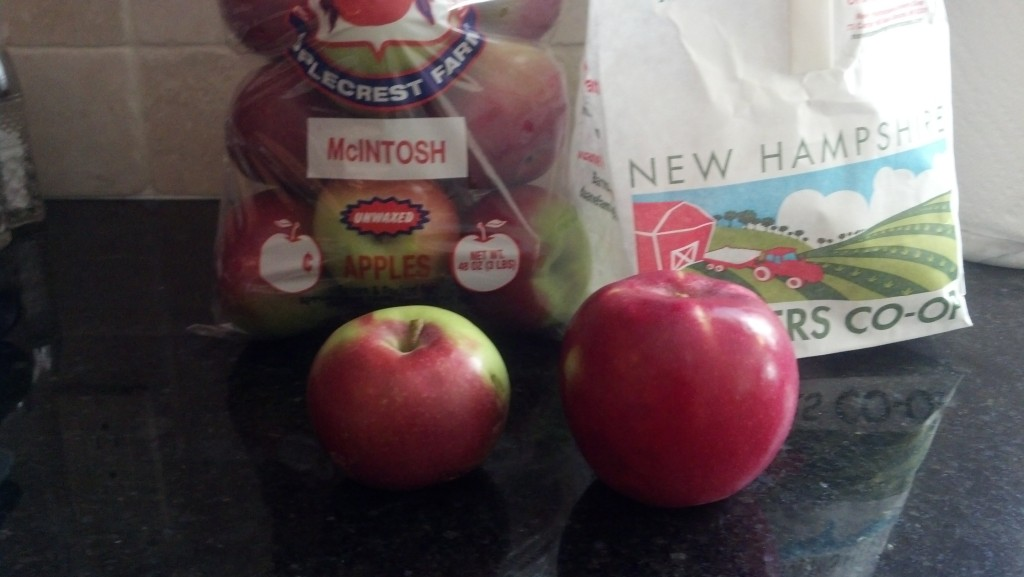 Side by Side... Market Basket vs. Hannaford... No Contest