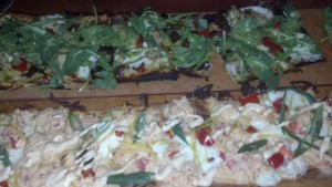 Seasons 52 Fresh Grill Flatbreads