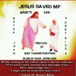 Jesus Saved My Baby's Life